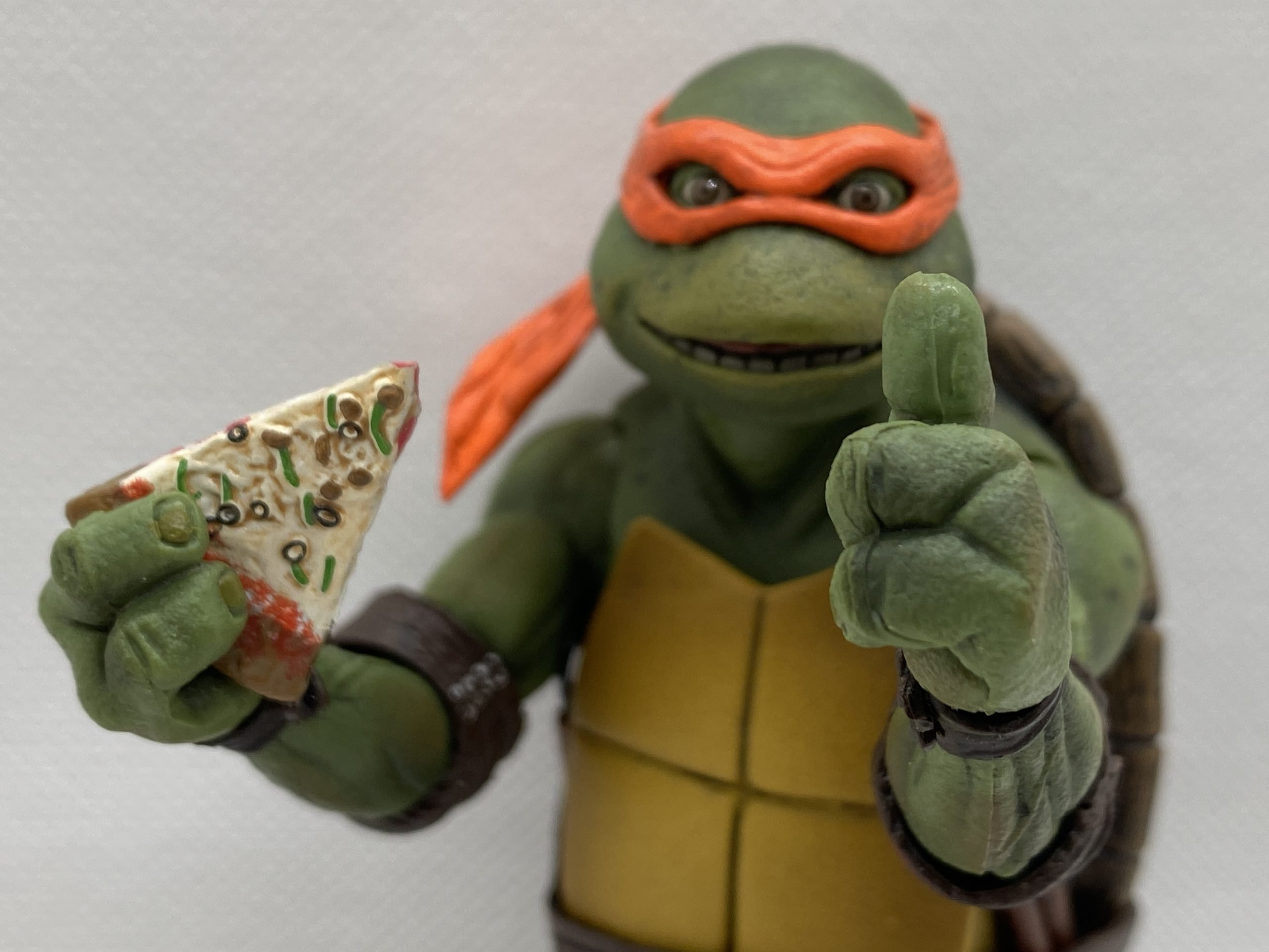 Action Figure Michelangelo